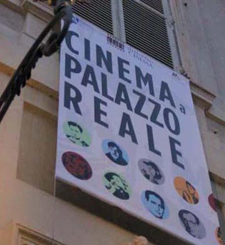 Immagine evento - Cinema a Palazzo Reale