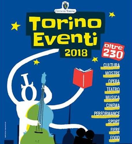 Immagine guida - Torino eventi 2018