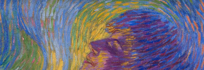 Immagine guida - particolare - L'emozione dei colori nell'arte