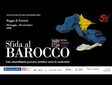 Embedded thumbnail for SFIDA AL BAROCCO. ROMA TORINO PARIGI 1680-1750